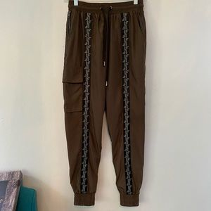 LF The Brand TRACK PANT WITH BRANDED TAPE💖NWT